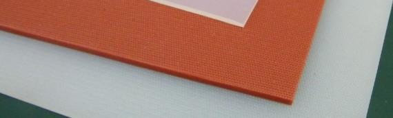 Tấm cao su chịu nhiệt độ cao silicone