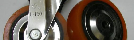 Bọc bánh xe nhựa chịu mài mòn PU polyurethane