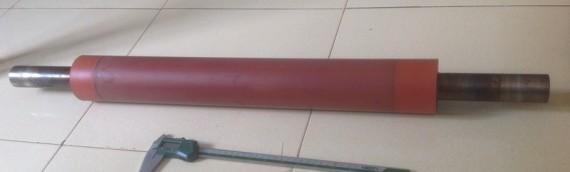 Bọc rulô cao su chịu nhiệt silicone
