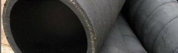 Ống cao su bố vải