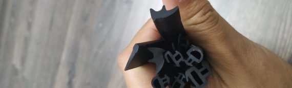 Gioăng cao su cửa nhựa lõi thép